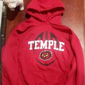 """""""Temple"""" Hoodie"""